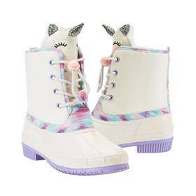 Photo of 3D Unicorn Lace Up Boot