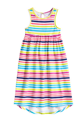 Stripe Hi-Low Maxi