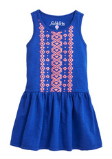 Blue Sunshine Dress