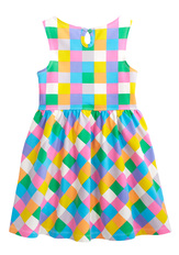 Pixel Skater Dress