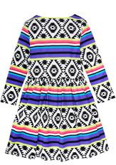 Tribal Skater Dress