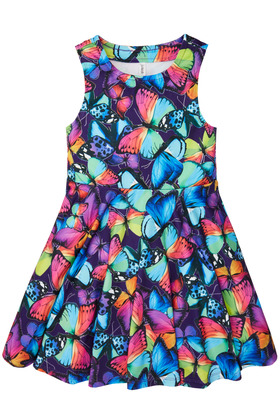 Butterfly Photoreal Dress