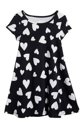 Heart A-Line Dress