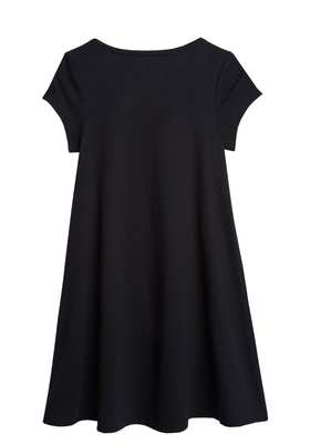 Tres Chic T-Shirt Dress