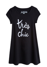 Tres Chic Tutu Dress