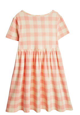 bf6764e0fa7a Gingham Babydoll Dress - FabKids