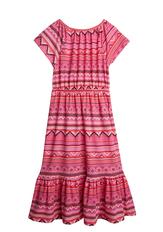Boho Knit Maxi Dress