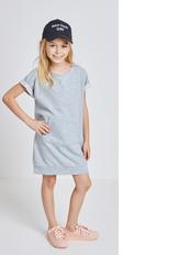 Dolman Sleeve Sweatshirt Dress