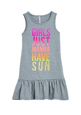 Girls Just Wanna Have Sun Dress