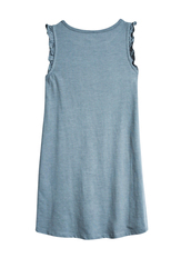 Live Color Fully Tank Dress