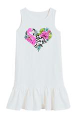 Fun In The Sun Flamingo Tank Dress