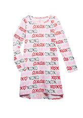 XOXO T-Shirt Dress