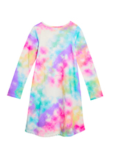 Marble Rainbow Dress