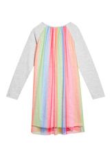 Rainbow Tulle Dress