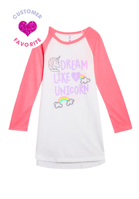 Unicorn Sleep Tee