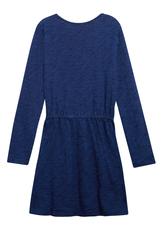 Indigo Waist Dress