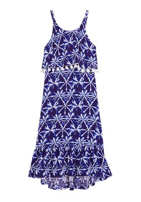 Pom Maxi Dress