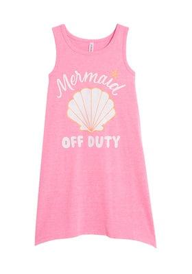 Off Duty Tank Dress