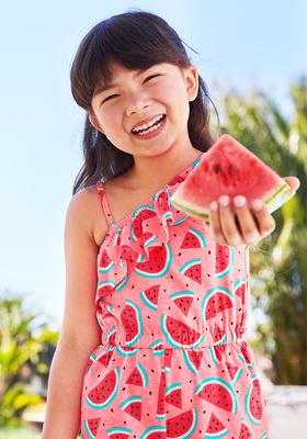Watermelon Romper