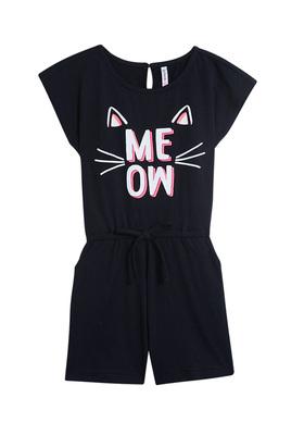 Meow Romper