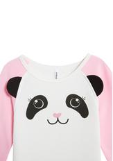 Panda Pocket Dress