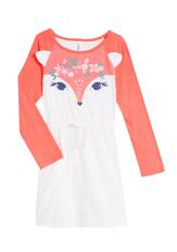 Forest Fox Dress