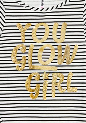 You Glow Girl Dress