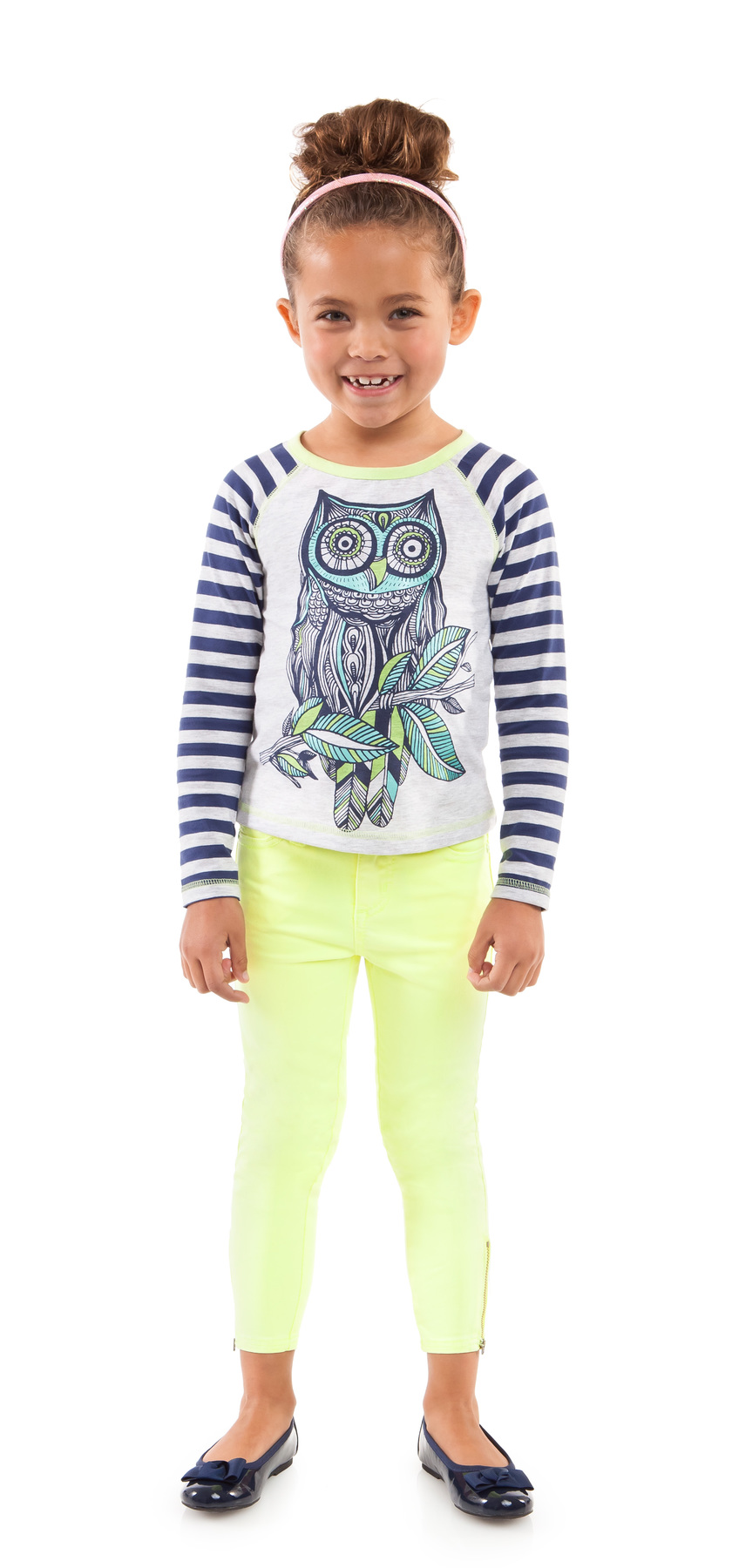 Neon Owls Outfit