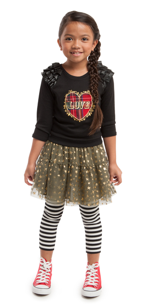Hearts And Tulle Outfit