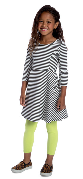 Stripe Bright Outfit