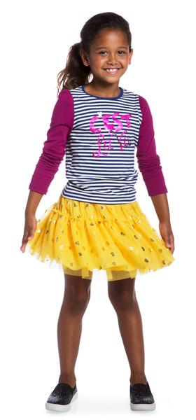 Yellow C'est La Vie Outfit