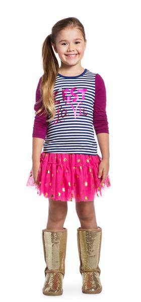 Pink C'est La Vie Outfit