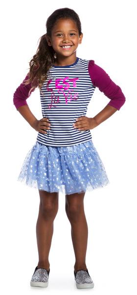 Blue C'est La Vie Outfit