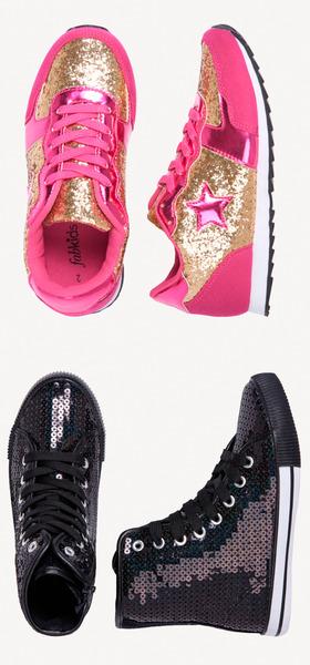 Sparkle Athlete Shoe Pack