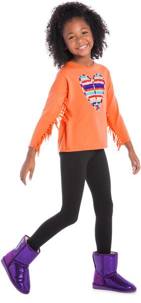 Heart Boho Outfit