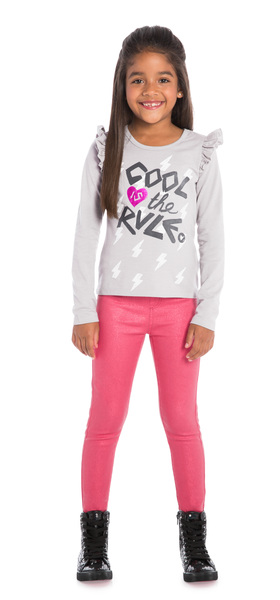 Pink Cool Rules Outfit