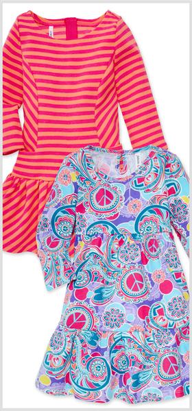 Boho & Stripes Dress Pack