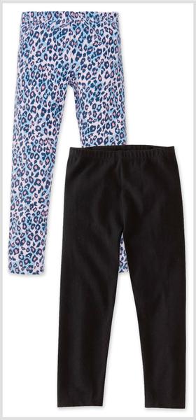 Leopard Print Legging Pack