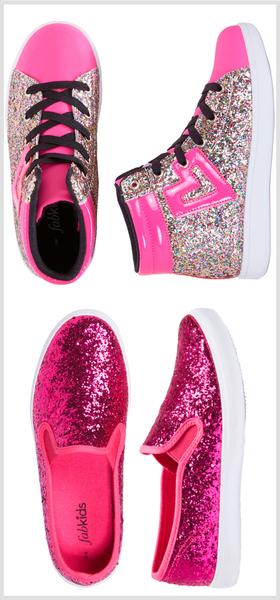 Glitter Shoe Pack