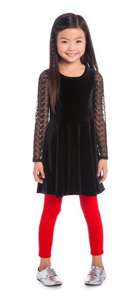 Red Holiday Party Outfit