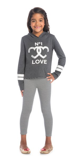 Love & Stripes Outfit