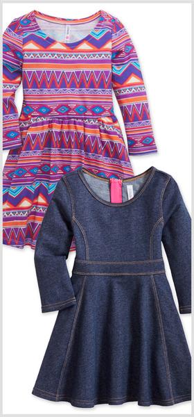 Tribal & Denim Dress Pack