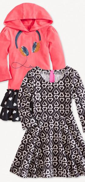 Headphone & Hearts Dress Pack