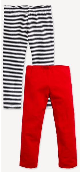 Print & Basic Legging Pack