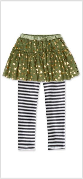 Star Tutu & Print Legging Pack