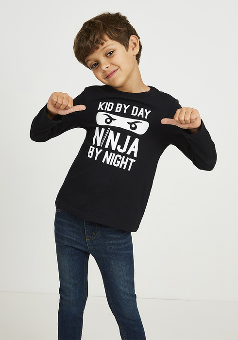Ninja Kid Outfit