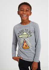 Planet Pizza Outfit