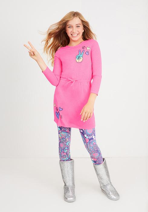 Boho Rainbow Outfit