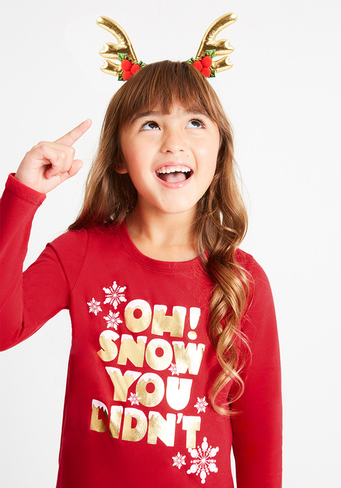 Snow Yes Outfit