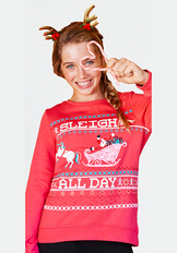 Sleigh All Day Outfit